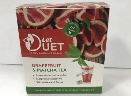 Let Duet (Лет Дует) - биокомплекс для похудения
