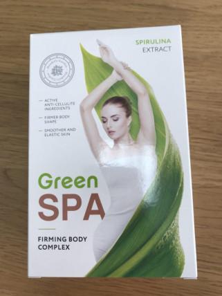 Green Spa (ГринСпа) - комплекс для домашнего обертывания