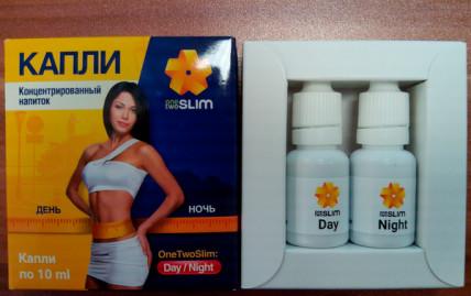 OneTwoSlim - капли для похудения