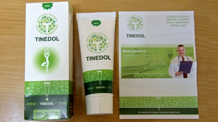 Tinedol (Тинедол) - крем от грибка