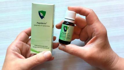 Papiderm (Папидерм) - средство от папиллом