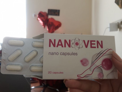 NanoVen (НаноВен) - комплекс для лечения варикоза
