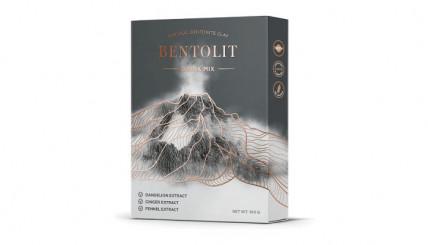 Bentolit (Бентолит) - для очищения организма
