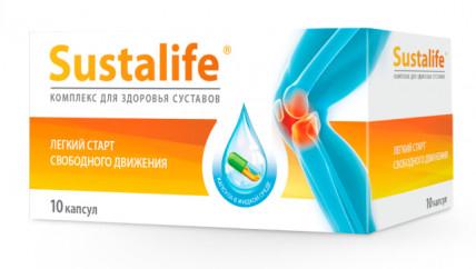 SUSTALIFE (Сусталайф) - средство для суставов
