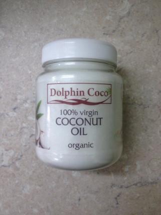 Coconut oil - кокосовое масло для волос и тела