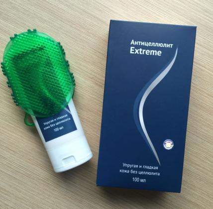 Extreme (Экстрим) - антицеллюлитный крем