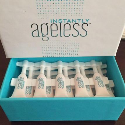 Ageless (Агелесс) - крем от морщин мгновенного действия