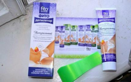 Fito Grow (Фито Гров) - крем для эпиляции