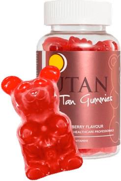 Tan Gummies - мармелад для загара