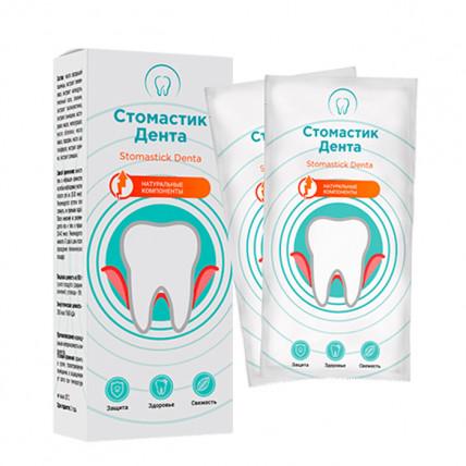 Stomastik Denta - засіб для здорової порожнини рота