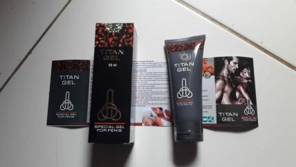 Titan Gel (Титан Гель) - средство для мужчин