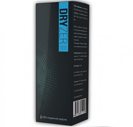 Dryzer (Дризер) - средство от потливости