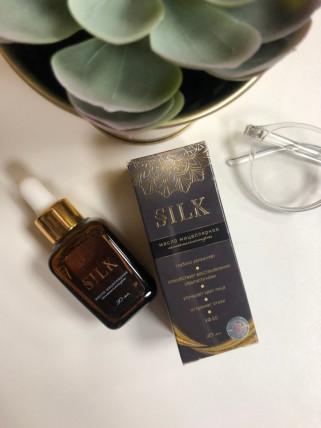 Silk - омолаживающее мицеллярное масло