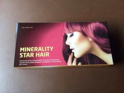 Star Hair - средство для роста волос