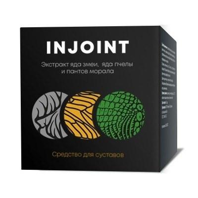 Injoint (Инжоинт) - гель-пластырь для здоровья суставов