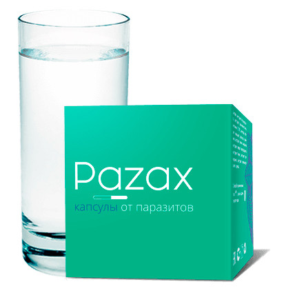 Pazax (Пазакс) - капсулы от паразитов