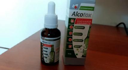 Alcotox - средство для борьбы с алкоголизмом