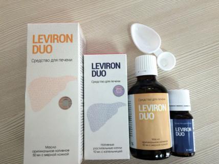 Leviron Duo (Левирон Дуо) - средство для восстановления печени