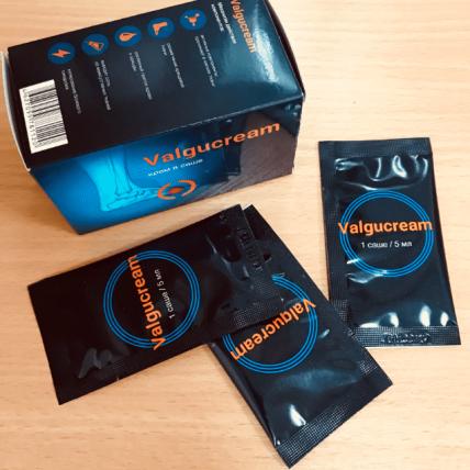 Valgucream (Валгукрем) - крем от вальгусной деформации