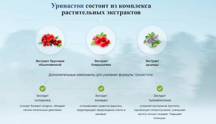 Уринастоп (urinastop) - средство от учащенного мочеиспускания