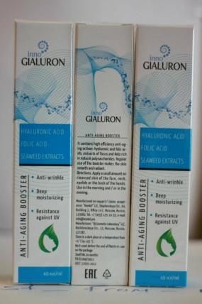 Inno Gialuron (Інно гиалурона) - засіб проти зморшок