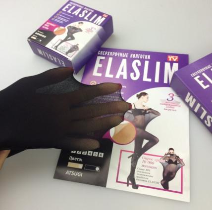 ElaSlim (Ела Слим) - нервущиеся колготки