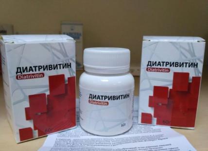 Diatrivitin (Диатривитин) - средство от диабета