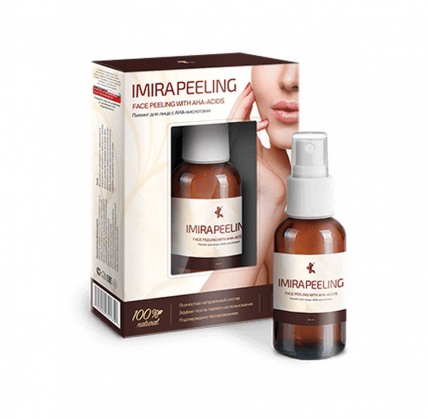 Imira peeling (Имира Пілінг) - пілінг для обличчя