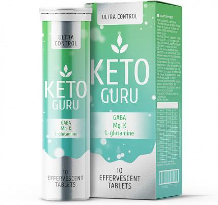 KETO GURU (Кето Гуру) - средство для похудения