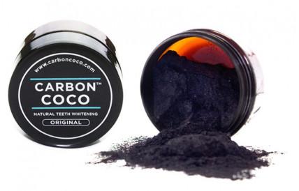 CARBON COCO - средство для отбеливания зубов в домашних условиях