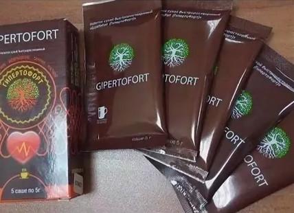 Gipertofort (ГиперФорт) - средство от давления