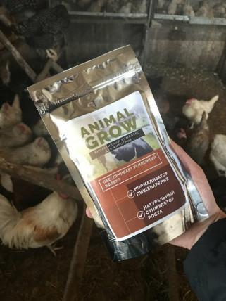 ANIMAL GROW - биоактивный комплекс для животных