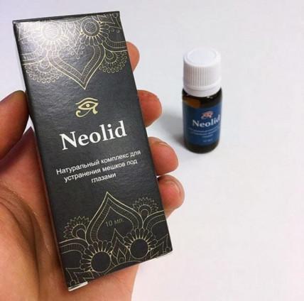 Neolid (Неолид) - комплекс для устранения мешков под глазами