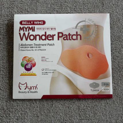 Wonder Patch - патчи для похудения
