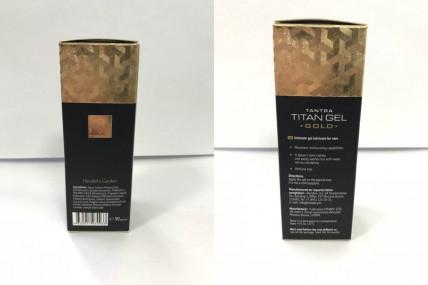 Titan Gel Gold (Титан гель голд) - средство для мужчин