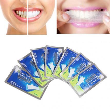 Whitening strips для відбілювання зубів