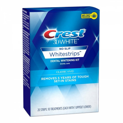 Crest White - средство для отбеливания зубов