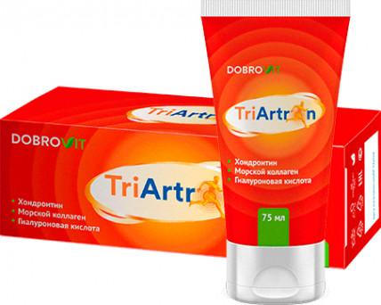 TRIARTRON (Триартрон) - крем для суставов