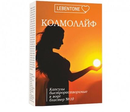 Колмолайф - средство от стресса, депрессии и панических атак