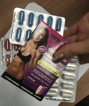 Dietonus (Диетонус) - трёхфазное средство для снижения веса
