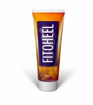 FitoHeel (ФитоХил) - фитокрем от пяточной шпоры