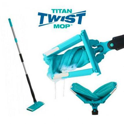 Titan Twist Mop - швабра с отжимом