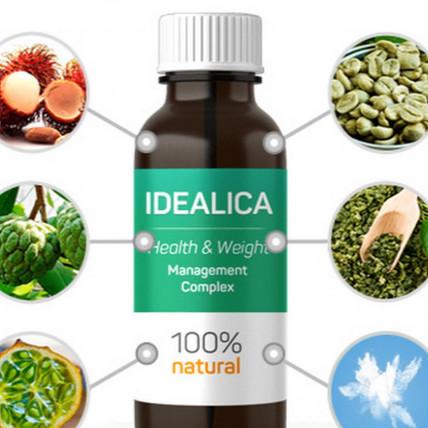 Idealica - средство для похудения