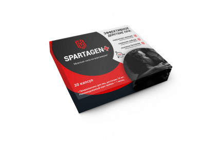 SPARTAGEN plus (СПАРТАГЕН ПЛЮС) - капсулы для потенции