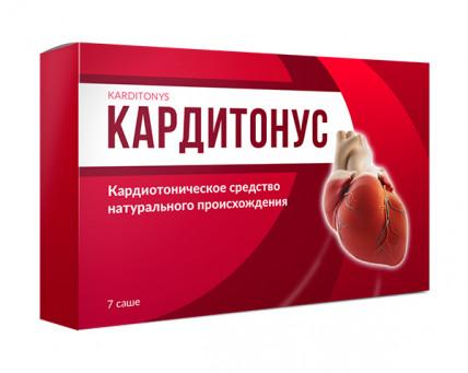 Кардитонус - cредство от гипертонии