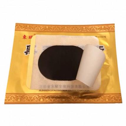 Чорний нефрит - пластир від болю в спині і суглобах
