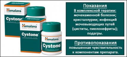 Ceston (Цистон) - средство от цистита