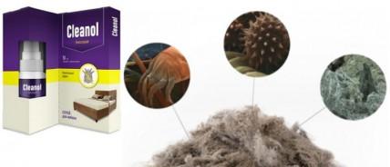 Cleanol Home - средство от пылевых клещей