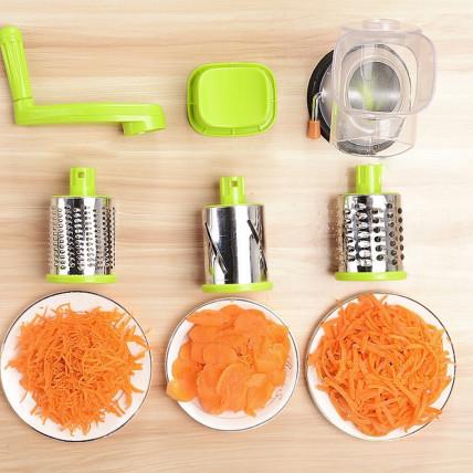 KITCHEN MASTER - мультислайсер для овощей и фруктов