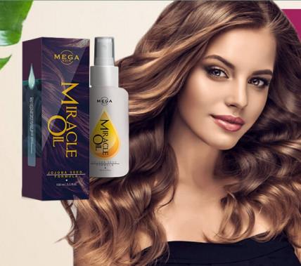 Mega Hair - масло для роста волос